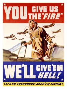 You-Give-us-the-Fire---WWII-Poster-Giclee-Print-C10109886